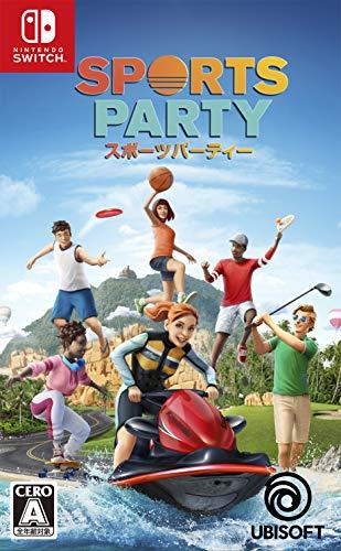 スポーツパーティーの商品画像