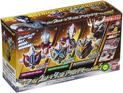 [해외]울트라 맨 타이가 DX 울트라 타이가 액세서리 세트 2 / Ultraman Taiga DX Ultra Taiga Accessory Set 02