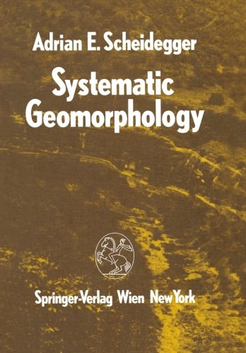 Systematic Geomorphology