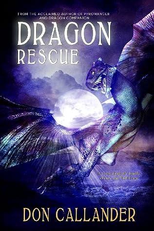 book cover of Dragon Rescue