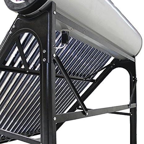 Calentador Solar de tubos de vacío 120 litros: Amazon.es: Bricolaje y herramientas