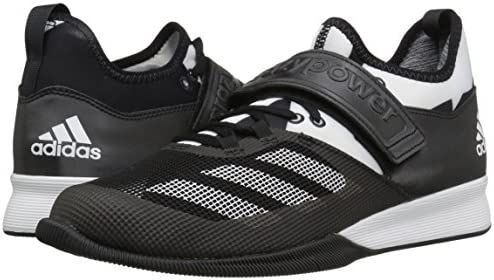 Adidas Mens Crazy Power RK Low Top Lace Up Running Sneaker