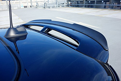 100 Limited Edition Euro Hatch Rear Roof Spoiler Extension Wing Trim Lip For Mini R56 S/JCW