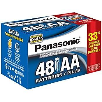 Amazon.com : Panasonic Super Heavy Duty AA Batteries (Pack