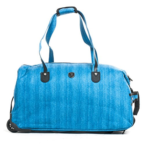 california-pak-calpak-madison-21-inch-2-wheeled-carry-on-duffel-blue-water-one-size
