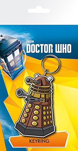 GB Eye LTD, Doctor Who, Dalek Illustration, Llavero: Amazon ...