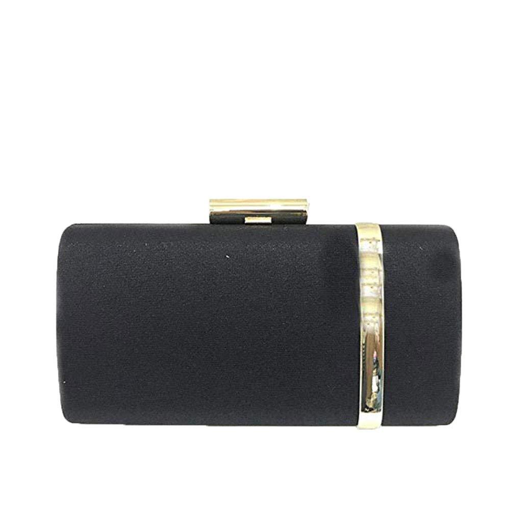 b506551cbb50 EROUGE Women Bridal Metallic Evening Clutches Designer Handbag ...