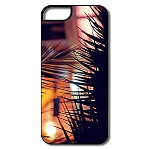 Case For Sam Sung Note 2 Cover Cases, Palm Tree Cases Case For Sam Sung Note 2 Cover - White/black Hard Plastic