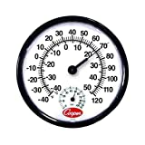 Cooper-Atkins 212-150-8, Wall Thermometer / Humidity Meter (15 items per lot)