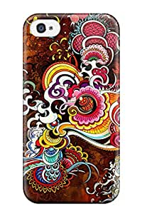 New Premium Japanese Art Skin Case Cover Excellent Fitted For Iphone 4/4s