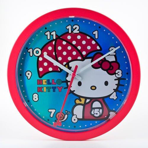 Hello Kitty 9.75 inch Wall Clock