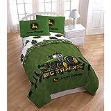 John Deere Big Tracks Reversible Comforter