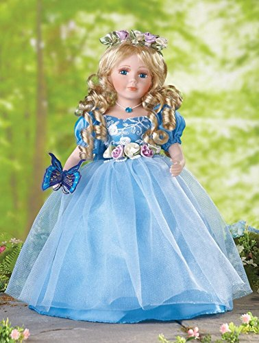 Porcelain Collectible Doll - Jmisa 16