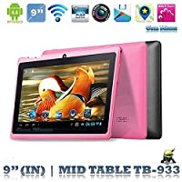 "9"" inch A33 F900 Allwinner Tablet, Quad_Core Dual_Camera Google Android_4.4 WiFi Blue-Tooth HD 1G + 8G Tablet_PC"