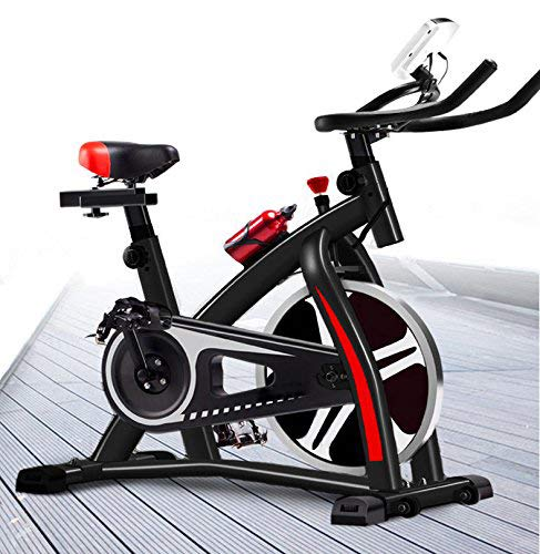 R Rothania Exercise Bike Health Fitness Indoor Cycling Bicycle Cardio Workout Home Indoor