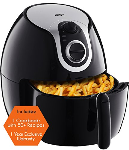 Fryer Cozyna airfryer cookbook recipes