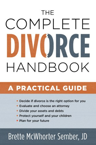 The Complete Divorce Handbook: A Practical Guide pdf