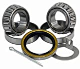K1-150 Trailer Wheel Bearing Kit L44649/10 L44649/10 10-60 for 2,000 lb axles