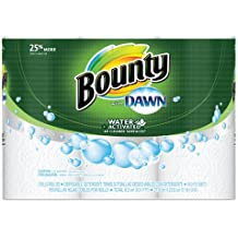 Bounty Paper Towels with Dawn, 2-Ply, 11 x 14, 49/Roll, 24/Carton