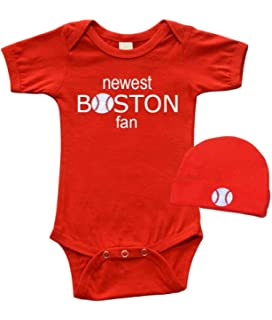5f3265bf2 Amazon.com: MLB Baby Shirt Ornament MLB Team: Boston Red Sox: Home ...