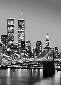Puente de Brooklyn Nueva York–Fotografía mural decorativa