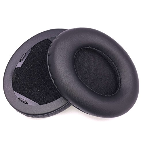 Bingle Replacement Ear pads for Beats Studio (1st Gen) Headphones Beats by Dr. Dre Ear Cushions Ear Cover(Black)