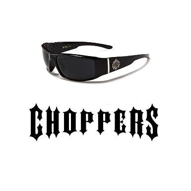 hotrodspirit - lunette de soleil choppers flamme verticale homme adulte xojcUhdlP