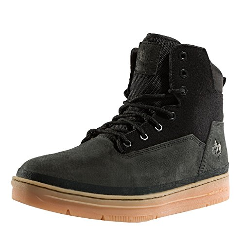 K1X Hombres Calzado/Boots State Sport negro