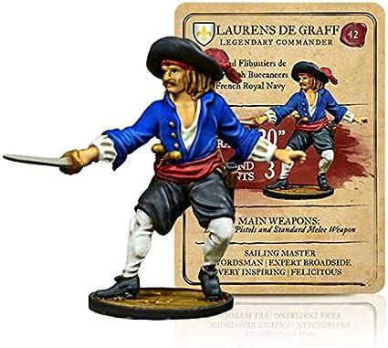 Francois l/'Olonnais FireLockGames Blood and Plunder