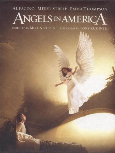 DVD : Angels in America (, Dubbed, Dolby, Digital Theater System, Widescreen)