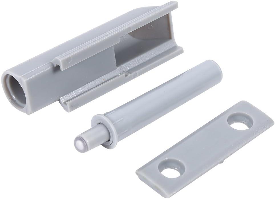 Ponacat abs affaire porte armoire tiroir charni/ère tampon amortisseur de capture pointe en plastique doux plus proche coussin 10pcs