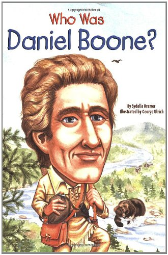Who Was Daniel Boone? - Book  of the Who Was/Is...?