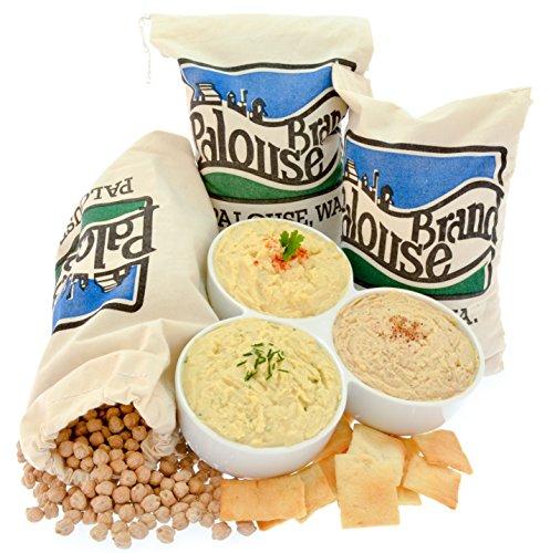 Easy Make Non GMO Hummus Recipe