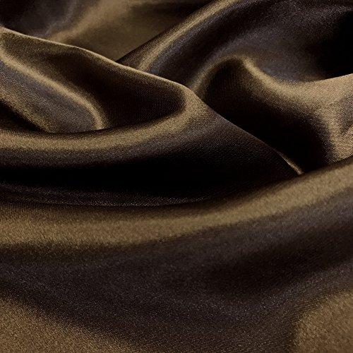 (Charmeuse Bridal Satin Fabric for Wedding Dress 60