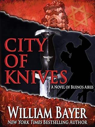 book cover of City of Knives