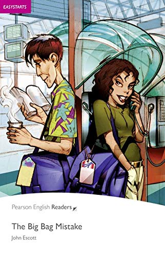 The Big Bag Mistake (Pearson English Readers, Easystarts)