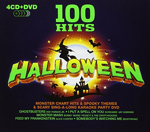 100 Hits: Halloween (The Best Halloween Music List)