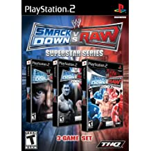 WWE Smackdown vs Raw Superstar Series - PlayStation 2