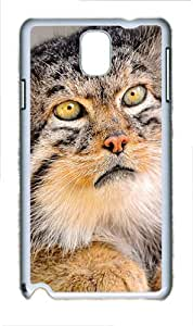 Samsung Galaxy Note 3 N9000 Cases & Covers -Cat ID25 Custom PC Hard Case Cover for Samsung Galaxy Note 3 N9000¨C White