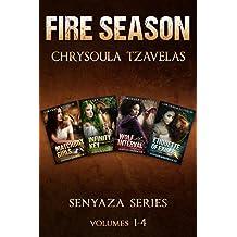 Fire Season: Senyaza Volumes 1-4