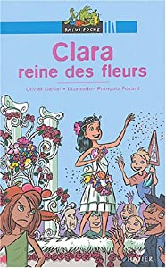 Mass Market Paperback Bibliotheque De Ratus: Clara Reine DES Fleurs (French Edition) [French] Book
