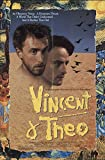 "Vincent & Theo 1990 Authentic 27"" x 41"" Original Movie Poster Fine, Very Good Tim Roth Drama U.S. One Sheet"