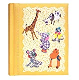 Circus Animals Sew Vintage Brag Book Photo Album