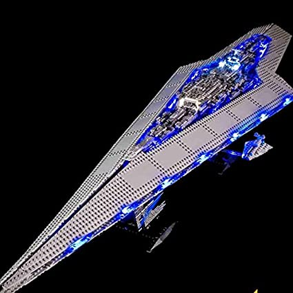 Amazon.com: LIGHT MY BRICKS Star Wars UCS