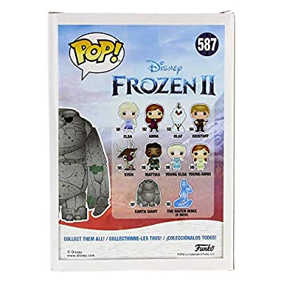 Funko Pop! Disney: Frozen 2 - Earth Giant: Toys & Games
