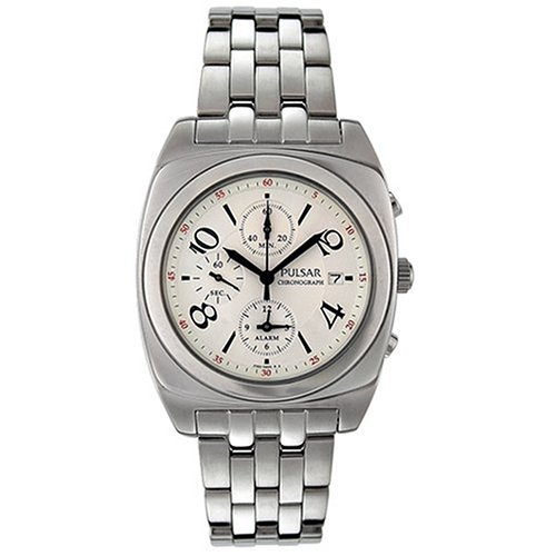 Pulsar Men's PF3287 Alarm Chronograph Watch