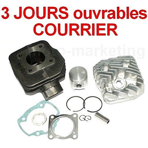 Gé né rique CC Cylindre Haut Moteur Piston Culasse KIT pour Peugeot Vivacity à 07 Trekker Unbranded mx1_302139211001