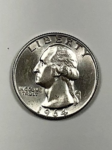 1964 D Washington Quarter 90% Silver $.25 - Scottsdale Quarter