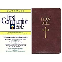 Gift and Study Bible - NAB