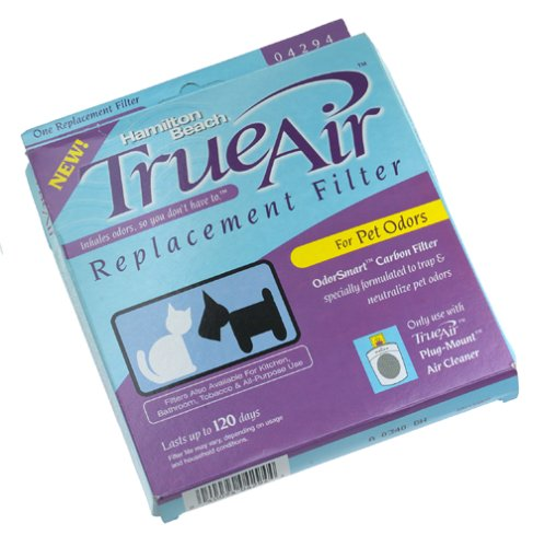 True Air Replacement Filter, For Pet Odors 04294 - 1 - Hamilton Beach Humidifier